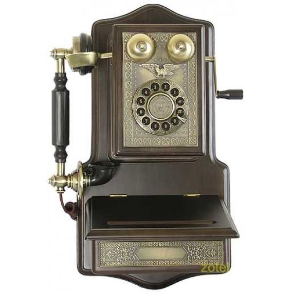 Ретро телефон настенный a1907 нажмите